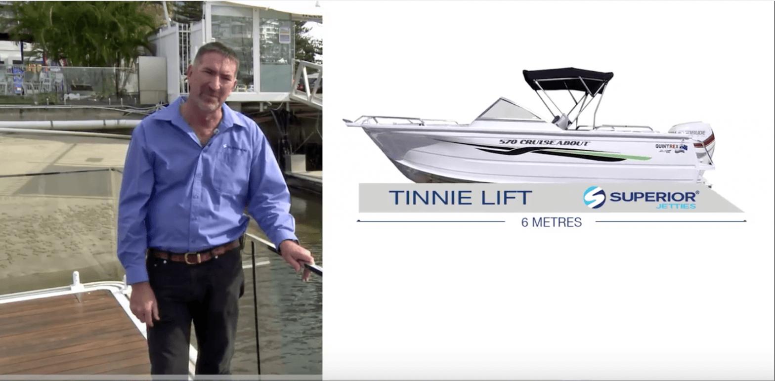 6 meter boat lift