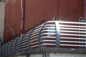 edge Safety Handrail